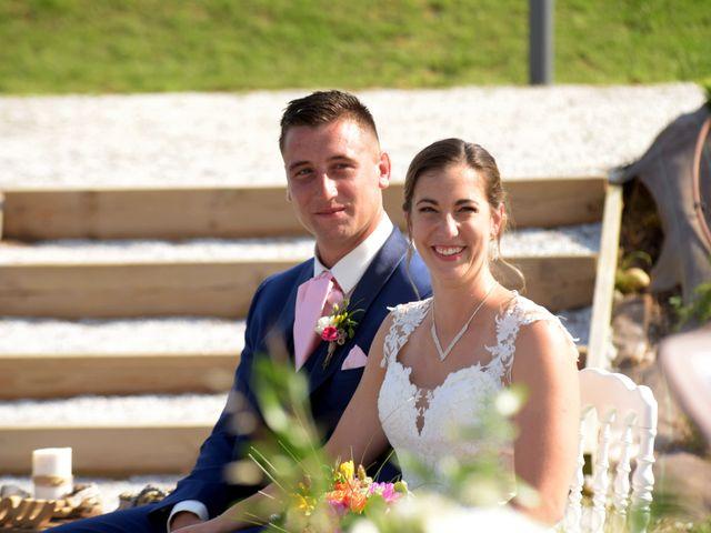 Le mariage de Valentin et Mélanie à Belpech, Aude 123