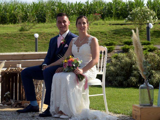 Le mariage de Valentin et Mélanie à Belpech, Aude 126