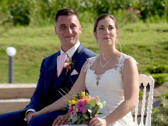 Le mariage de Valentin et Mélanie à Belpech, Aude 127