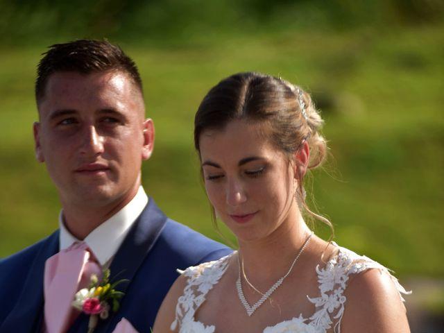 Le mariage de Valentin et Mélanie à Belpech, Aude 133
