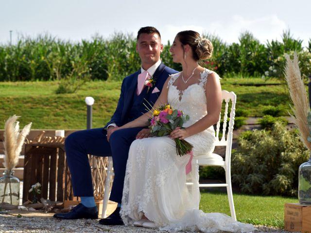 Le mariage de Valentin et Mélanie à Belpech, Aude 134