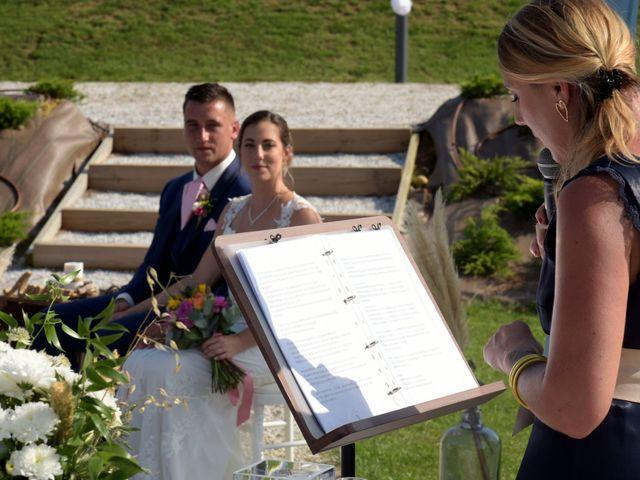 Le mariage de Valentin et Mélanie à Belpech, Aude 137