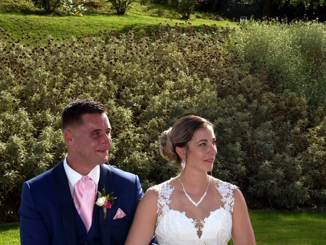 Le mariage de Valentin et Mélanie à Belpech, Aude 144