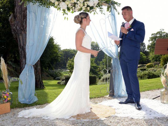 Le mariage de Valentin et Mélanie à Belpech, Aude 173