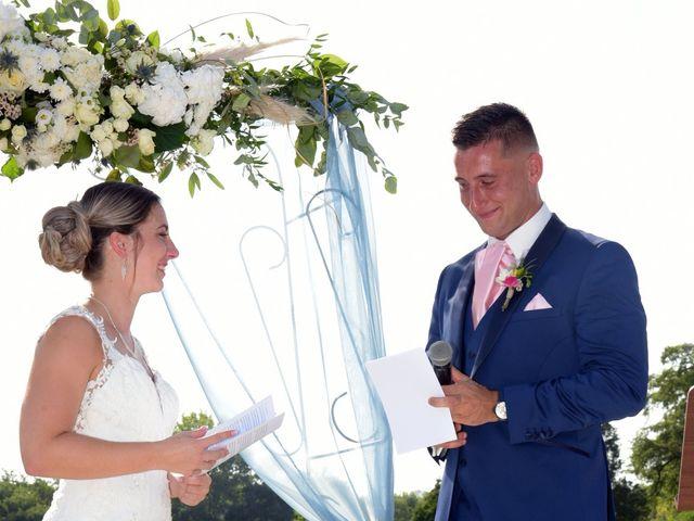 Le mariage de Valentin et Mélanie à Belpech, Aude 178