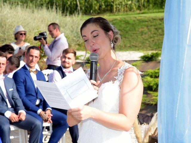 Le mariage de Valentin et Mélanie à Belpech, Aude 185