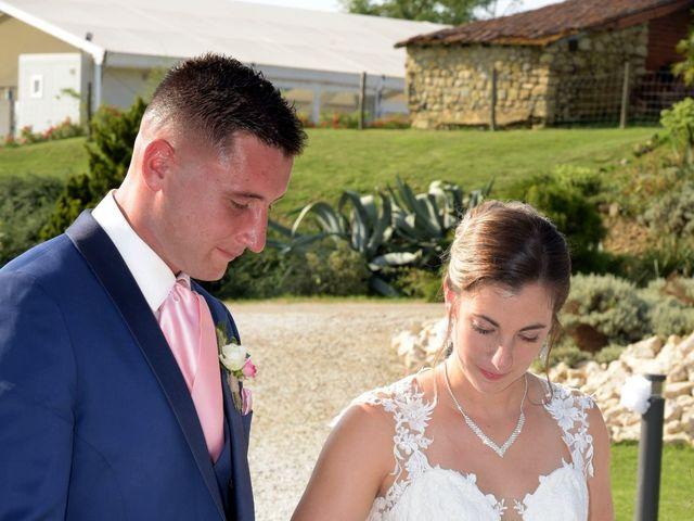 Le mariage de Valentin et Mélanie à Belpech, Aude 199