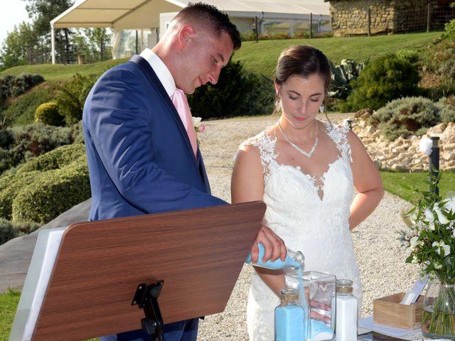 Le mariage de Valentin et Mélanie à Belpech, Aude 200