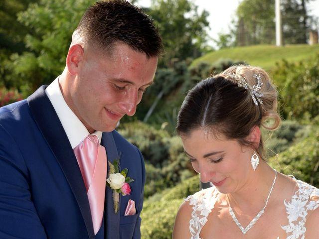 Le mariage de Valentin et Mélanie à Belpech, Aude 207