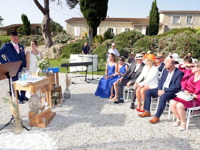 Le mariage de Valentin et Mélanie à Belpech, Aude 208