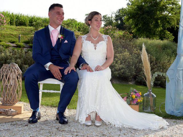 Le mariage de Valentin et Mélanie à Belpech, Aude 209