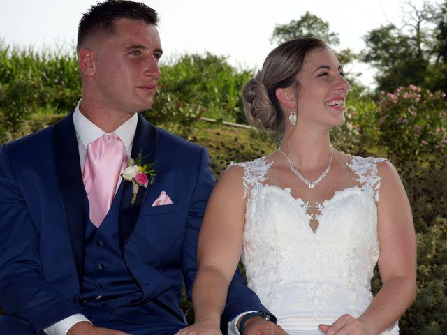 Le mariage de Valentin et Mélanie à Belpech, Aude 215