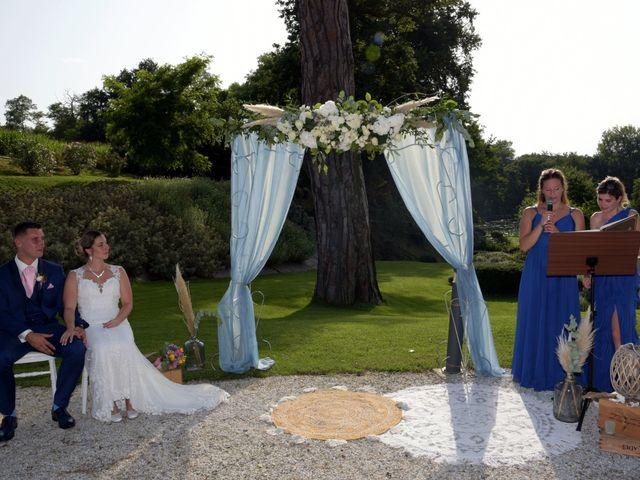 Le mariage de Valentin et Mélanie à Belpech, Aude 216