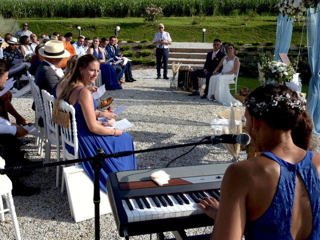 Le mariage de Valentin et Mélanie à Belpech, Aude 219