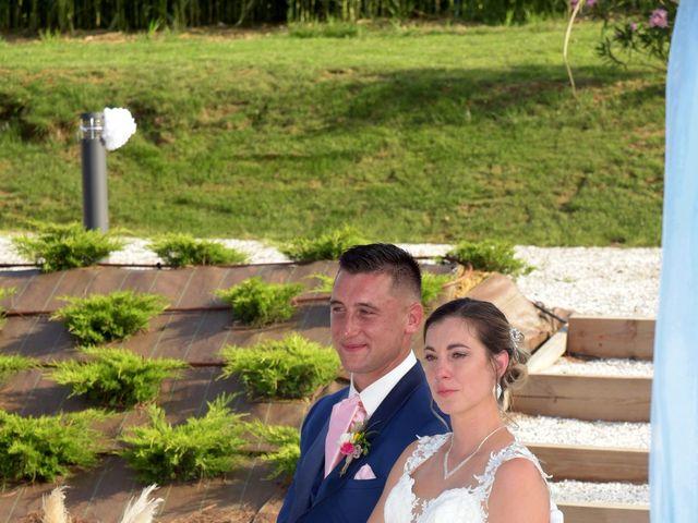 Le mariage de Valentin et Mélanie à Belpech, Aude 221