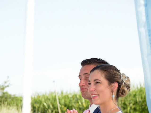 Le mariage de Valentin et Mélanie à Belpech, Aude 225