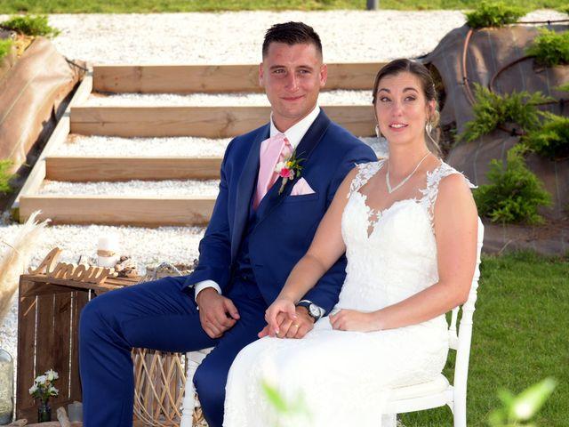 Le mariage de Valentin et Mélanie à Belpech, Aude 226