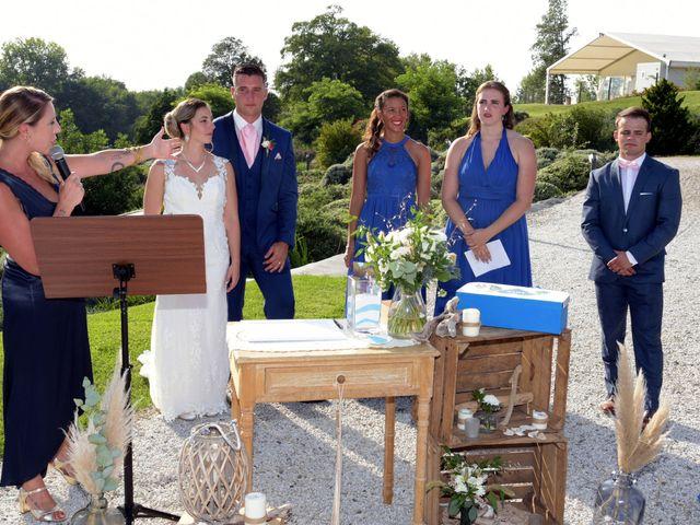 Le mariage de Valentin et Mélanie à Belpech, Aude 239
