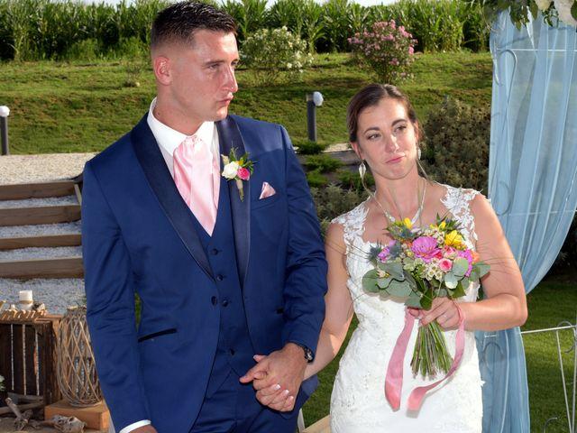 Le mariage de Valentin et Mélanie à Belpech, Aude 240