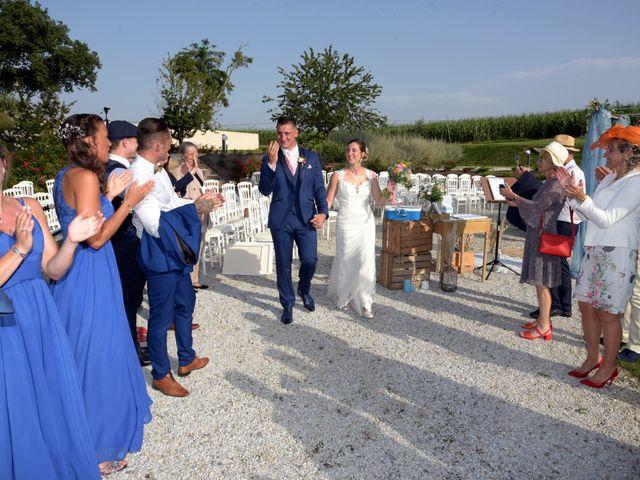Le mariage de Valentin et Mélanie à Belpech, Aude 241
