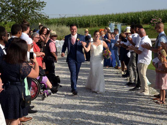 Le mariage de Valentin et Mélanie à Belpech, Aude 243