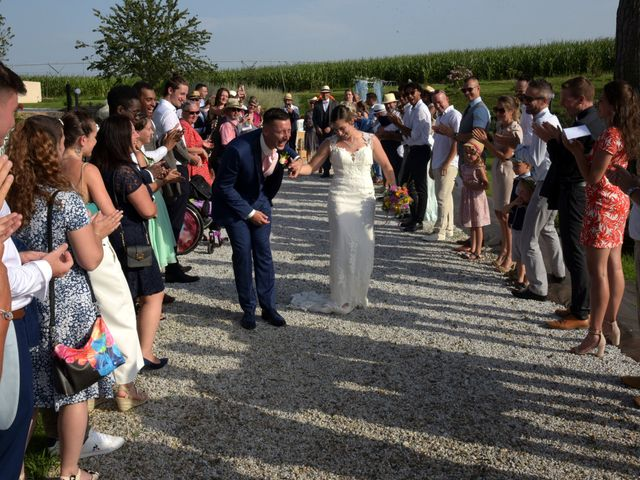 Le mariage de Valentin et Mélanie à Belpech, Aude 244