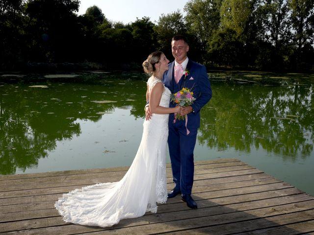 Le mariage de Valentin et Mélanie à Belpech, Aude 249