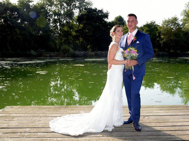 Le mariage de Valentin et Mélanie à Belpech, Aude 250