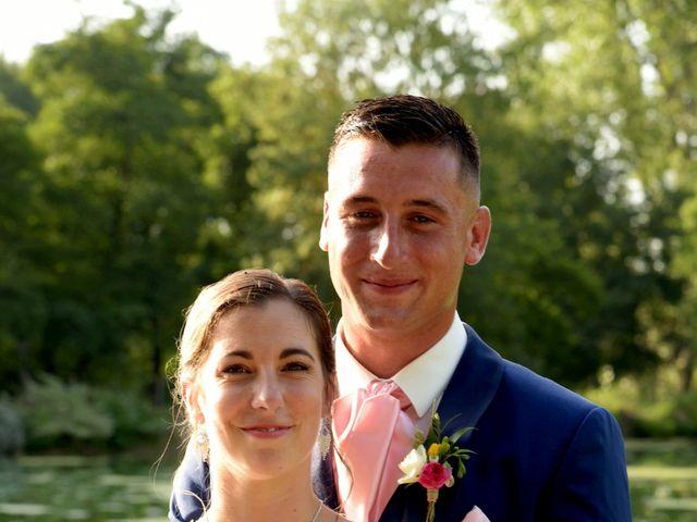 Le mariage de Valentin et Mélanie à Belpech, Aude 257