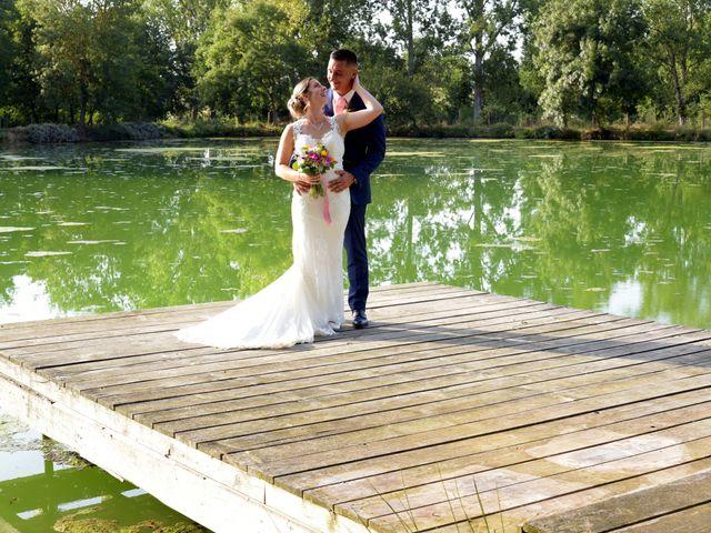Le mariage de Valentin et Mélanie à Belpech, Aude 260