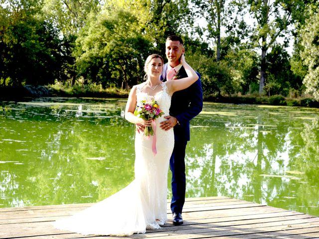 Le mariage de Valentin et Mélanie à Belpech, Aude 262