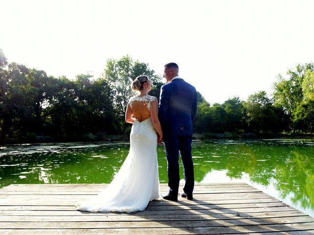 Le mariage de Valentin et Mélanie à Belpech, Aude 263