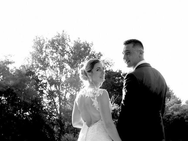 Le mariage de Valentin et Mélanie à Belpech, Aude 264