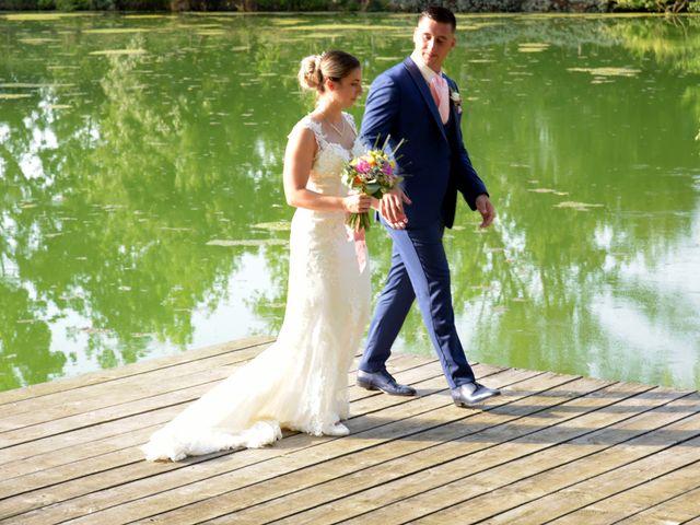 Le mariage de Valentin et Mélanie à Belpech, Aude 266