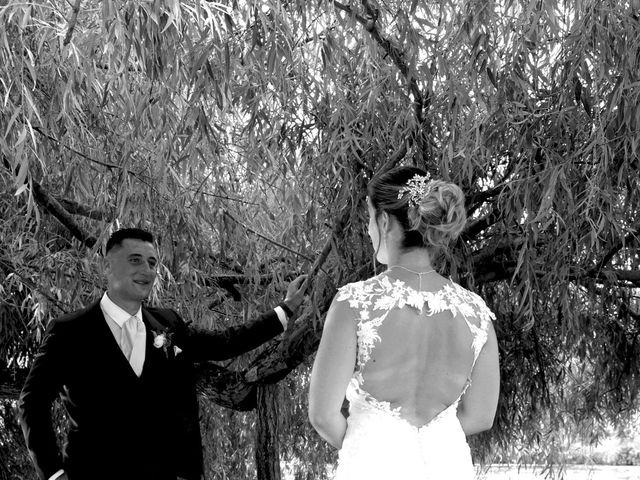 Le mariage de Valentin et Mélanie à Belpech, Aude 270