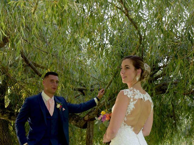 Le mariage de Valentin et Mélanie à Belpech, Aude 272