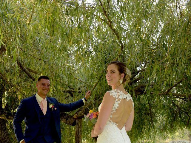 Le mariage de Valentin et Mélanie à Belpech, Aude 273