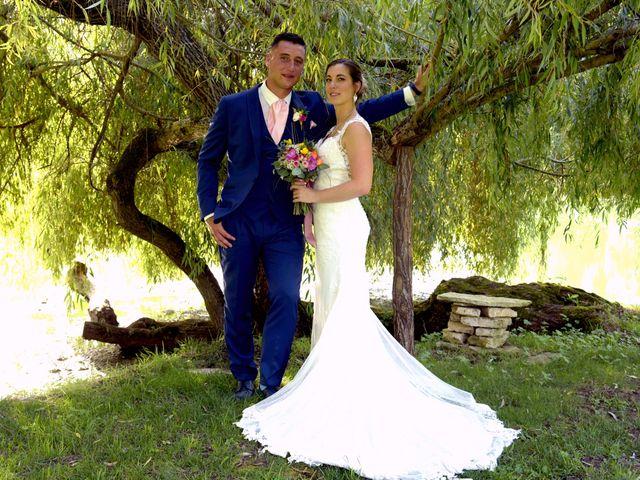 Le mariage de Mélanie et Valentin