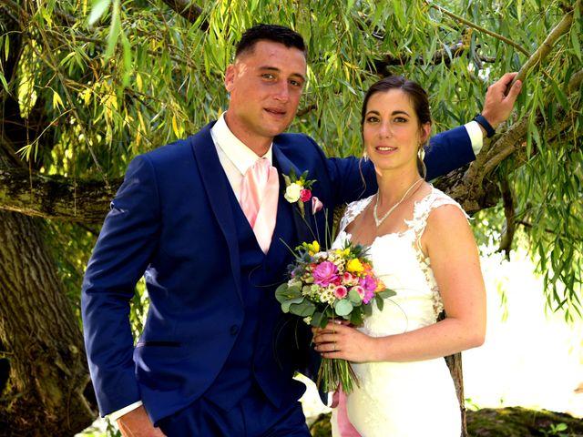 Le mariage de Valentin et Mélanie à Belpech, Aude 274