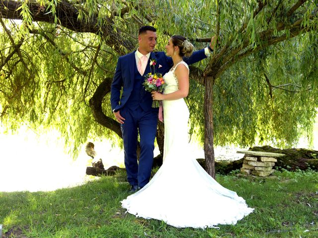 Le mariage de Valentin et Mélanie à Belpech, Aude 275