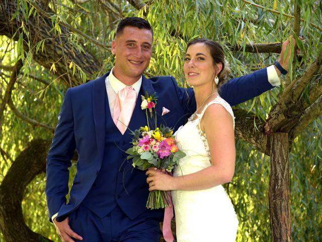 Le mariage de Valentin et Mélanie à Belpech, Aude 276