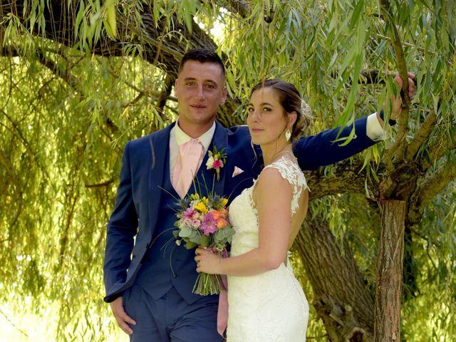Le mariage de Valentin et Mélanie à Belpech, Aude 277
