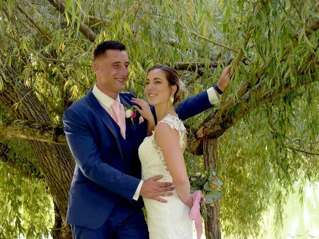 Le mariage de Valentin et Mélanie à Belpech, Aude 278