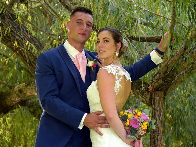 Le mariage de Valentin et Mélanie à Belpech, Aude 279