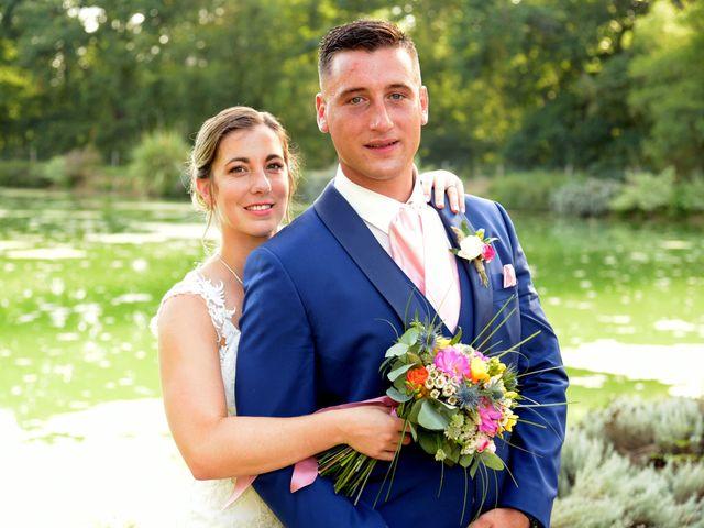 Le mariage de Valentin et Mélanie à Belpech, Aude 281
