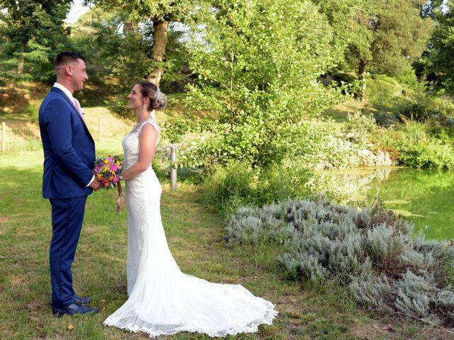 Le mariage de Valentin et Mélanie à Belpech, Aude 288