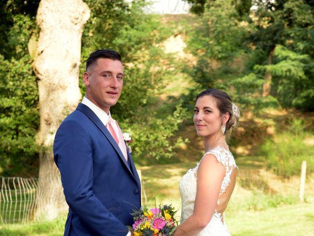 Le mariage de Valentin et Mélanie à Belpech, Aude 291