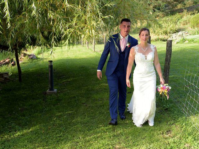 Le mariage de Valentin et Mélanie à Belpech, Aude 292