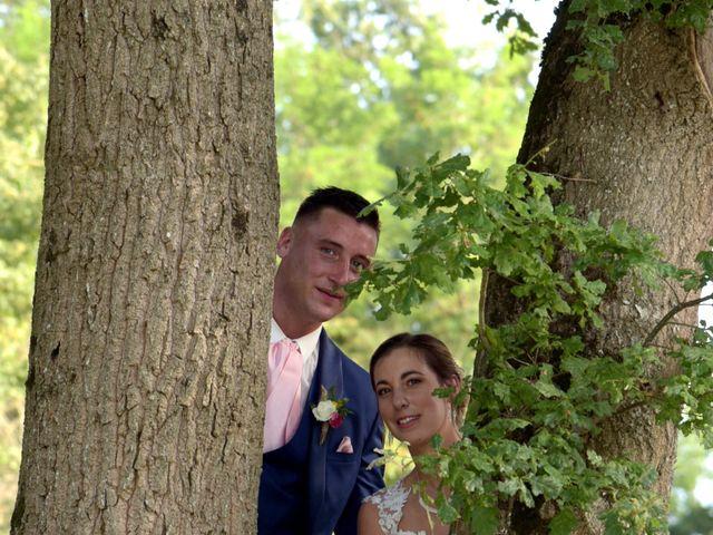 Le mariage de Valentin et Mélanie à Belpech, Aude 293
