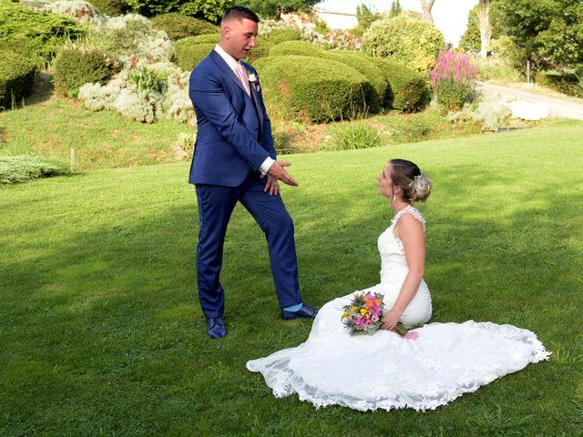 Le mariage de Valentin et Mélanie à Belpech, Aude 295